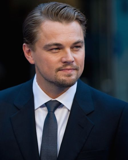 Leonardo Decaprio attends the World film premiere for 'Inception' at the Odeon Leicester Square (Pho