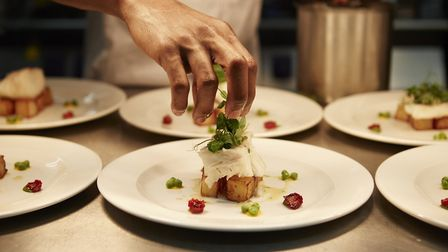 Enjoy food prepared by Surrey's top chefs and The Clink trainees