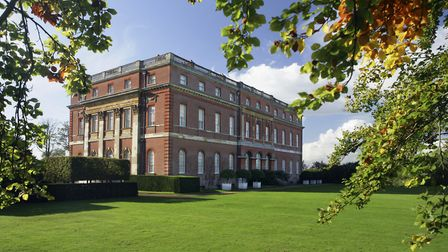 South and East Fronts, Clandon Park _ National Trust Images, John Miller
