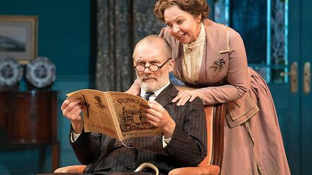 Terence Rattigan's The Winslow Boy at The Everyman Theatre
