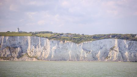 The iconic White Cliffs of Dover (photo: Manu Palomeque)