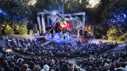 Regent's Park Open Air Theatre - David Jensen