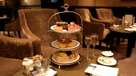 Afternoon tea has been served at The Chester Grosvenor since 1882