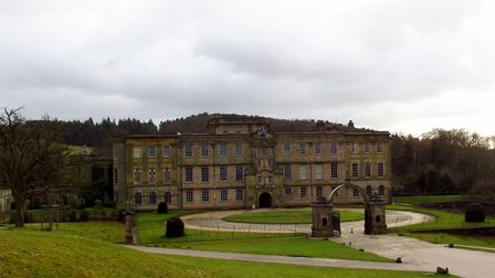 Magnificent Lyme Hall