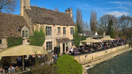 The Trout, Godstow