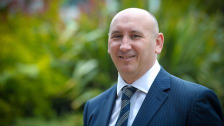 Jeff Pratt, who has been appointed Managing Director of the UK Battery Industrialisation Centre