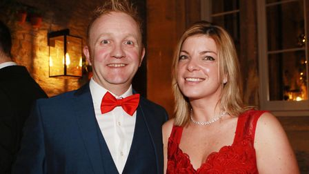 David Deacon and Anna Rudge from Omega