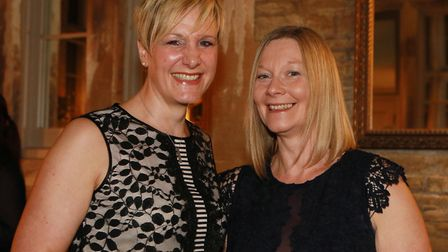 Anthea Banner and Ali Nickson from Omega