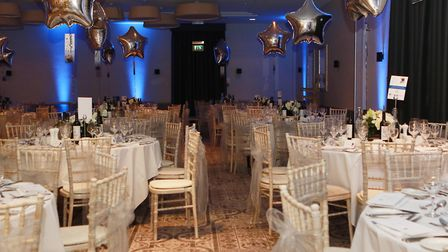 Omega Resource Group 20th Anniversary party at Tortworth Court, Gloucestershire - 09/02/18