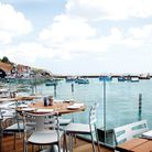 Rocksalt in Folkestone is lovely for al fresco dining (photo: John Carey)