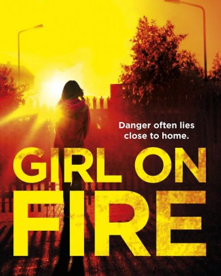 Girl on Fire, by Tony Parsons