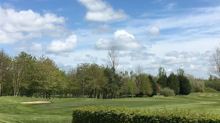 """""""We couldn't have put on such an event without the help and support of Brickhampton Court Golf Compl"""