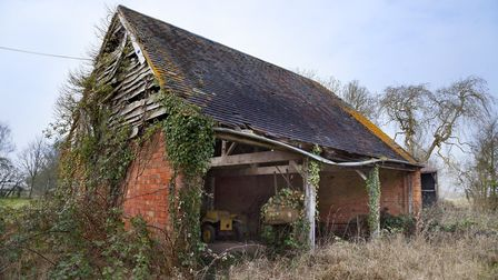 When I first arrived here, scores of the old Cotswold barns stood empty and unloved (c) Andy Roland