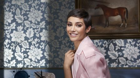Frankie Bridge will join a host of Surrey mums taking a break from parenting duties at next month's