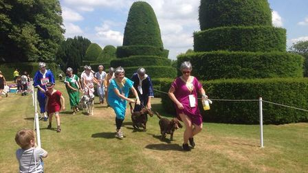Last year''s Chase saw all of the Estate staff running in kaftans and ''Tessa'' wigs, typical of her