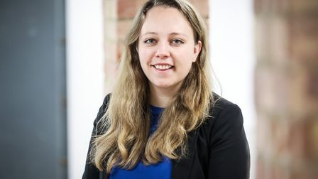 Lillian Duffield has been promoted to senior planner