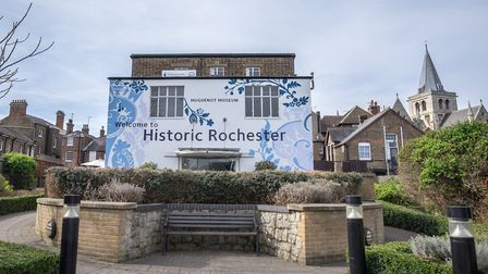 Rochester has Britain''s only museum of Huguenot history (photo: Manu Palomeque)