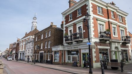 Rochester has a number of independent shops that are great fun to explore (photo: Manu Palomeque)
