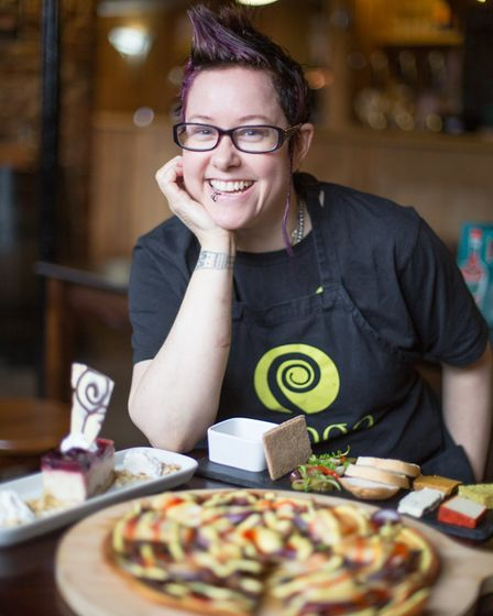 Head chef and owner, Ponga Foods (photo: Manu Palomeque)