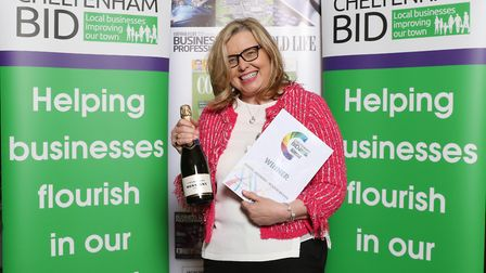 Retail Manager of the Year Winner Alison Jacobsen from Moulton Brown