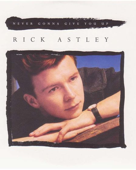 Rick Astley - Never Gonna Give You Up (c) BMG Records