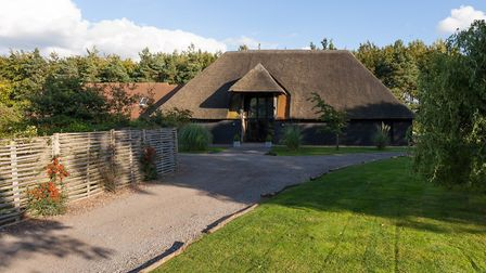If you need wedding accommodation, this converted barn in Doddington can sleep up to 25 guests