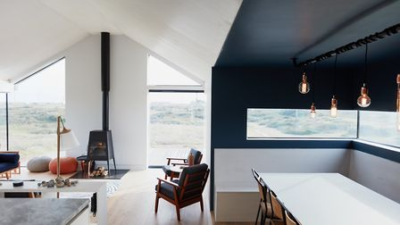 The Retreat is an oasis of calm on the Dungeness Estate