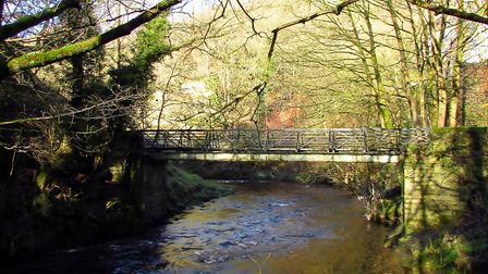 Bridge over the River Etherow
