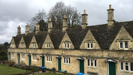 The Almshouses in Chipping Norton