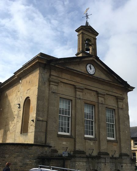 The Town Hall, Chipping Norton