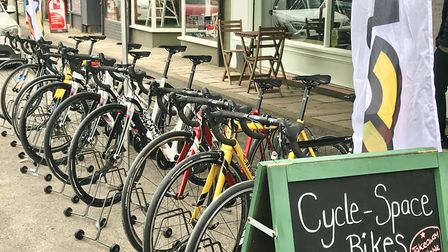 Cycle-Space in Disley