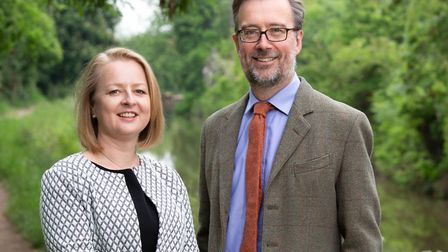 Agricultural, equine, commercial and rural property law specialist Nicola Smith (left) joins Lodders