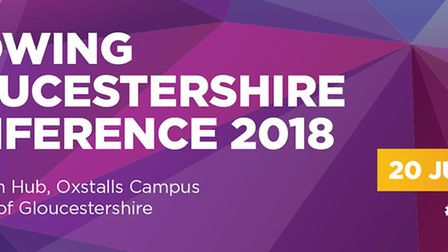 Growing Gloucestershire Conference 2018