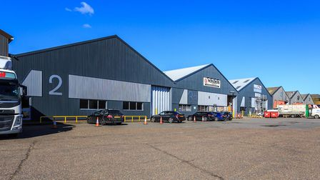 Recent lettings at Abingdon Business Park (c) High Level Photography Ltd