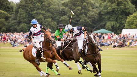 The Gloucestershire Festival of Polo at Beaufort
