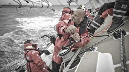 Clipper Round the World Yacht Race Tour 17/18 (photo: onEdition)