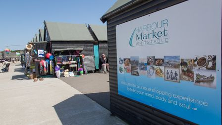 Harbour Market offer an open-air showcase for local artisans and micro eateries (photo: Manu Palomeq