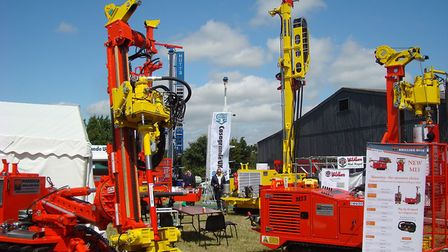 Geotechnica 2018 will take place at the Warwickshire Event Centre on July 11 and 12