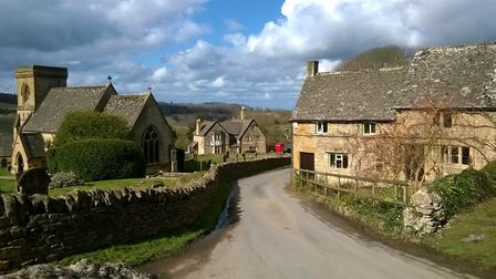 Snowshill: The perfect village