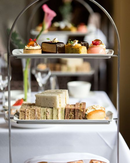 Afternoon Tea in Manchester | The Spa at The Midland