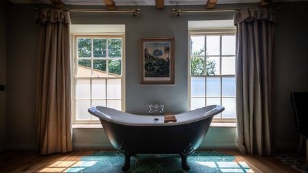 En-suite bathrooms will carry on the laid-back luxury feel of the rooms (c) Nick Osborne