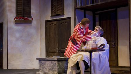 The Barber of Seville, performed by Opera Brava