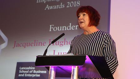 Jacqueline Hughes- Lundy, Awards Founder and Organiser