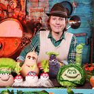See Mr Bloom at Marwell Zoo