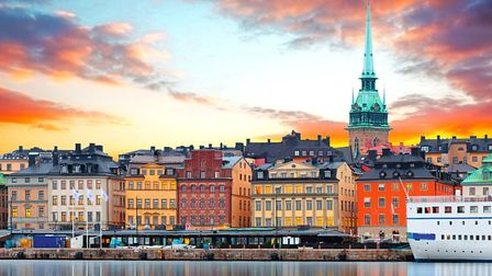 Stockholm, Sweden - panorama of the Old Town, Gamla Stan (TomasSereda/Getty Images/iStockphoto)