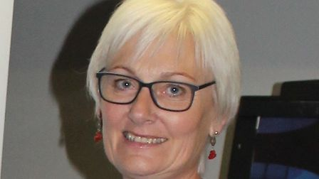 BWECB Chief Executive Dianne Francombe