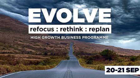 EVOLVE II: a high growth business programme hosted by the Growth Hub
