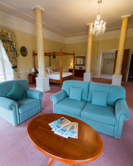 The magnificent Kitchener Suite (photo: Manu Palomeque)