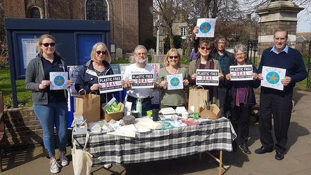 Plastic Free Deal aims to encourage local businesses to ditch the plastic (photo: Caroline Read)