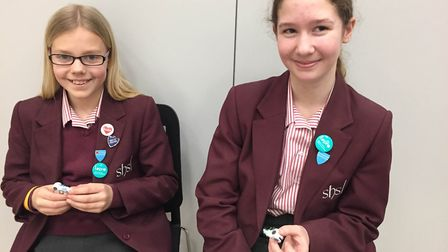 Over 150 students from Stroud High School signed up to one of Renishaw's STEM workshops